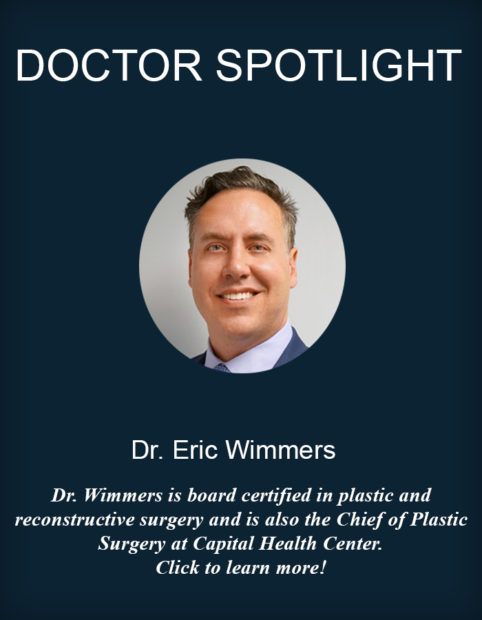 Dr. Eric Wimmers Spotlight