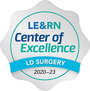 LE & RN Center of Excellence LD Surgery